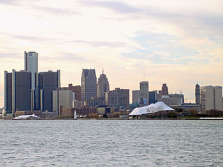Detroit: One of Many Cities on the Great Lakes