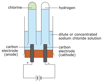 Electrolysis of Aqueous Solutions | Study com