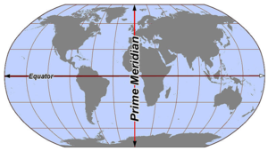 World Map Prime Meridian What is the Prime Meridian?   Definition, Facts & Location   Video