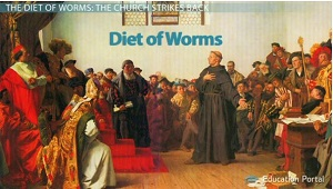 Diet of Worms Portrait