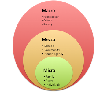 micro and macro level approaches in Download citation on researchgate | experience curves in services: macro and micro level approaches | evaluates the benefits and problems of applying the experience curve in two very different .