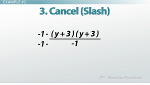 Dividing Rational Expression Example 2 2