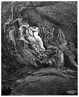 Justice In Dante S Inferno Theme Quotes Study Com