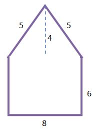 Combined figures perimeter area and volume video lesson combined figure ccuart Image collections