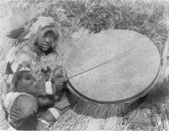 Yupik Tribe: Clothing, Masks, Music & Dancing | Study com
