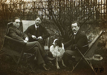 Duchamp-Villon and his brothers