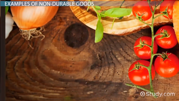 semi durable goods definition