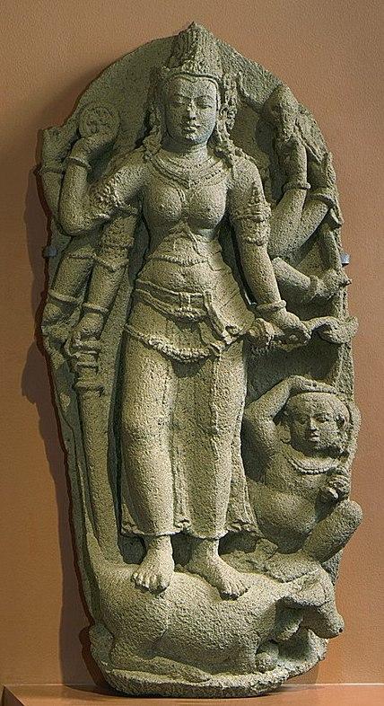 Temples & Statues of the Hindu Goddess Durga | Study com