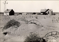 Oklahoma during the Dust Bowl