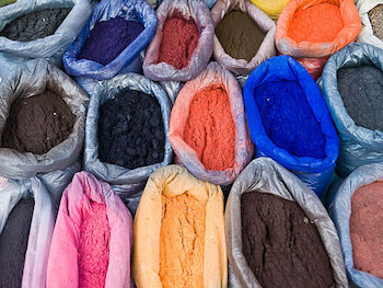 Textile Dyes: History, Toxicity & Pollution | Study com