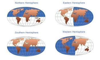 Hemispheres - Lessons - Tes Teach