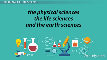 three branches of science
