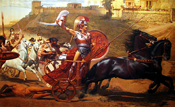 achilles vs agamemnon A short summary of aeschylus's agamemnon this free synopsis covers all the crucial plot points of agamemnon.