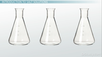 three salt beakers