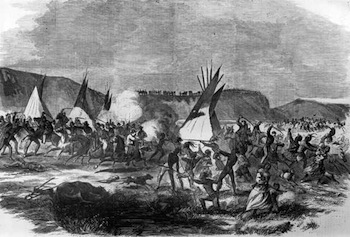 impact of westward expansion on native americans and role of government In the 19th century, manifest destiny was a widely held belief in the united states  that its settlers  the united states, while intending never to acquire lands from  the indians  manifest destiny played an important role in the expansion of  texas and american relationship with  manifest destiny: westward expansion.