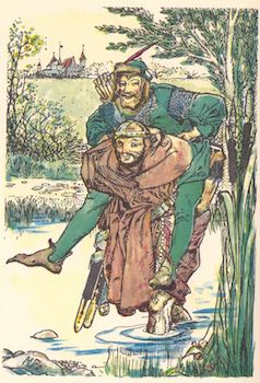 The Merry Adventures Of Robin Hood Characters Amp Quotes