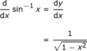 derivative_arcsin_x_=_1/(1-x^2)^.5