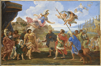 achilles relationship with agamemnon
