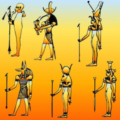Gods of Ancient Egypt: Lesson for Kids | Study com