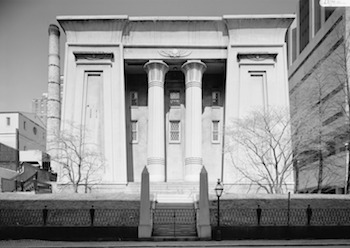 egyptian influence in neoclassical architecture study com