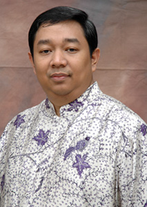 Eko Indrajit of APTIKOM
