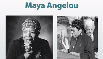 maya angelou biography short summary