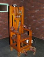 Electric Chair Death Penalty
