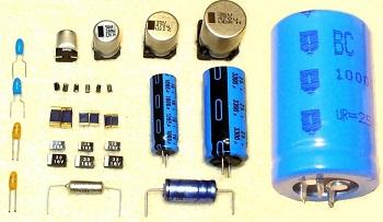 Fixed & Variable Capacitors: Parts & Types | Study com