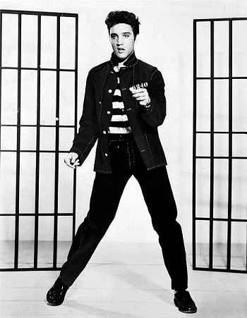 An image of Elvis Presley