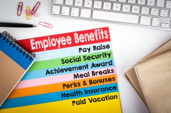Employee benefits are the only redeeming quality of a bad career choice.