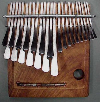 The Mbira Instrument: History & Music | Study.com