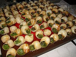 French food culture - Cuisiner les escargots de bourgogne ...