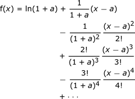 Taylor Series For Ln1x How To Steps Video Lesson