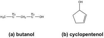 alkanol and alcohol example