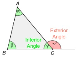 How Many Exterior Angles Does A Triangle Have