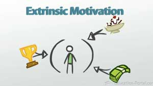Extrinsic Motivation Illustration