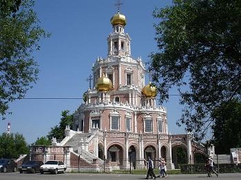 russian baroque architecture characteristics examples study com