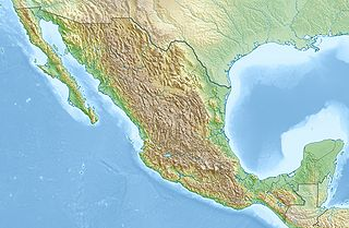 a topographic map of mexico reveals how mountainous the country is