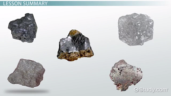 Examples of ores