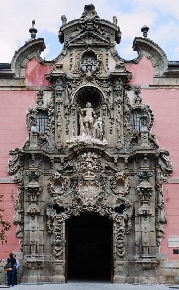 spanish baroque architecture characteristics examples study com