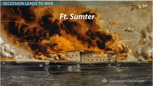 Fall Fort Sumter