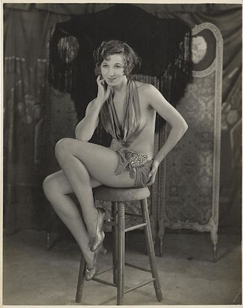 Young Fanny Brice