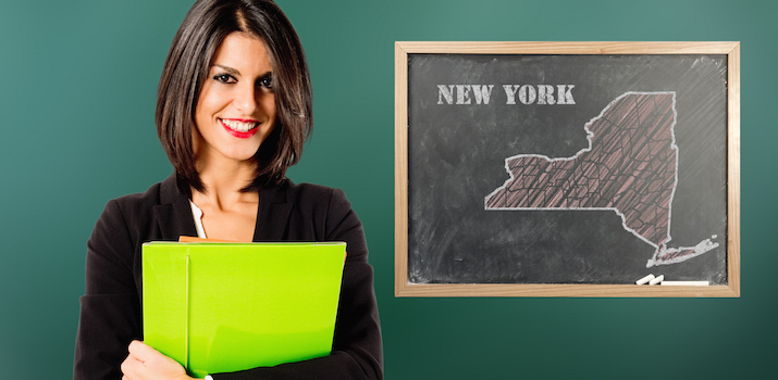 Meet The Minimum Requirements To Teach In This State New York
