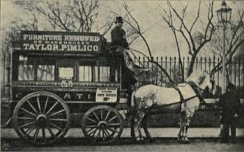 History Of Public Transportation Study Com