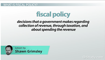 Impacts Of Fiscal Policy