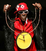Flavor Flav went to Adelphi University