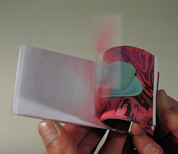 Image of flipbook