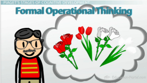 Formal Operational Thinking Flowers Example