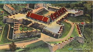 Fort Ticonderoga Picture