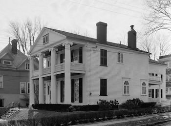 Greek Revival Architecture History Characteristics